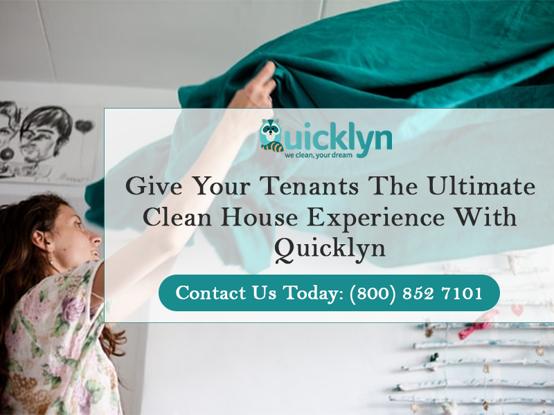 Cleaning Service for Short Term Rental