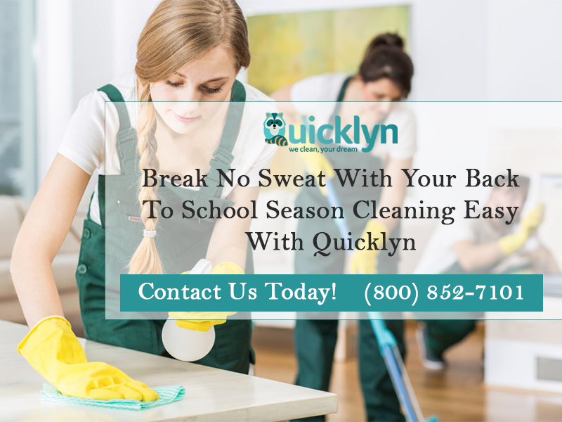 Cost of Cleaning Service